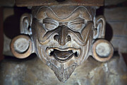 Interiors Photos - Olmec statue2 by John  Bartosik