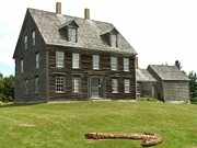 Andrew Wyeth Photos - Olson House by Theresa Willingham