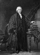 Chief Justice Art - OLVIER ELLSWORTH (1745-1807). Chief Justice of the United States Supreme Court, 1796-1799. Steel engraving, 1863 by Granger