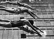 Athlete Photos - Olympic Games, 1972 by Granger