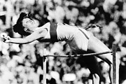 Olympian Prints - Olympic Pole Vault, 1972 Print by Granger