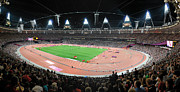 Olympics Photos - Olympic Stadium. by Terence Davis