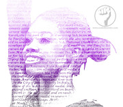 Gymnastics Mixed Media - Olympics Worth a Thousand Words Gabby Douglas by Denzel  Seals