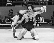 Athlete Photos - Olympics: Wrestling, 1972 by Granger
