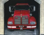 Firefighter Originals - On Stand-by by Bobbi Whelan