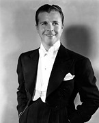 1937 Movies Photos - On The Avenue, Dick Powell, 1937 by Everett