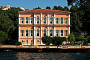 Bosphorus Prints - On the Banks of the Bosphorus 1 Print by Dean Harte
