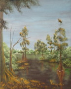 Ann Kleinpeter - On The Bayou 1
