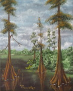 Ann Kleinpeter - On The Bayou 2