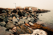 Duluth Art - On The Rocks by Shutter Happens Photography
