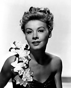 Publicity Shot Photos - On The Town, Vera-ellen, 1949 by Everett