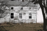 Abandonded Photos - Once a home by David Bearden