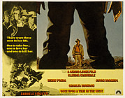 Sergio Leone Metal Prints - Once Upon A Time In The West, Charles Metal Print by Everett