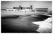 Solo Artist Prints - One at Asbury Park Print by John Rizzuto