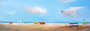 Nederland Originals - One beach two days 2 by Wim Wege van de