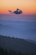 Artist With Camera Prints - One Cloud Print by Joye Ardyn Durham