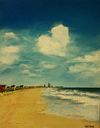 Heather  Gillmer - One Heart Over The Beach