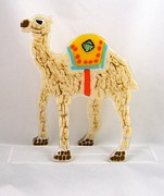 Carol Korfin - One hump Camel