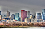 Lake Shore Drive Photos - One of these things is not like the others... by David Bearden