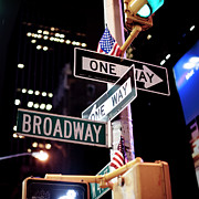 Manhattan Photos - One Way by Damien Rigondeaud
