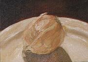 Earth Tone Originals - Onion Still Life by NAFI The Artist