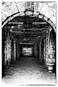 Historic Site Prints - Only Exit Print by John Rizzuto