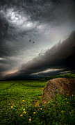 Storm Framed Prints - Only Time Framed Print by Phil Koch