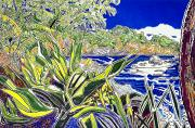 Tropic Paintings - Onomea by Fay Biegun - Printscapes