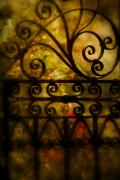 Iron Gate Posters - Open Iron Gate Poster by Susanne Van Hulst