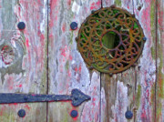 Digital Image Prints - Open the Gate Print by Elizabeth Hoskinson