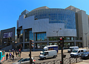 Bastille Photo Prints - Opera de Paris Bastille Print by Louise Heusinkveld
