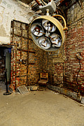 Operating Framed Prints - Operating Room - Eastern State Penitentiary Framed Print by Paul Ward