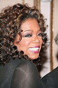 Award Prints - Oprah Winfrey At Arrivals For The Elie Print by Everett