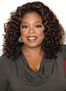 The Hills Photo Prints - Oprah Winfrey At Arrivals For The Print by Everett