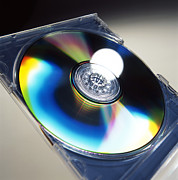 Disc Photos - Optical Disc by Tek Image
