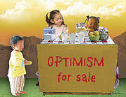 Shaboo Prints - Optimism For Sale