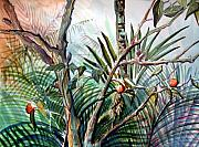 Orange Originals - Orange and Palm by Mindy Newman