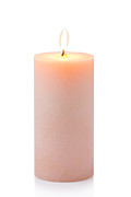 Lighting Originals - Orange Candle by Atiketta Sangasaeng