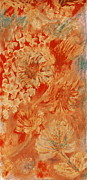 Orange Fantasia II Print by Anne-Elizabeth Whiteway