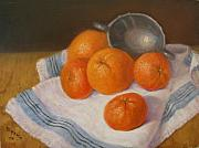 Tangerines Originals - Oranges and Tangerines by Donelli  DiMaria