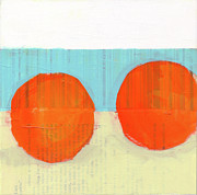 Orange Originals - Oranges by Laurie Breen