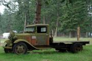 Juans Photos - Orcas Island old Truck by Carol  Eliassen