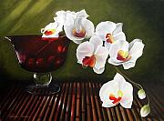 Colleen Brown - Orchid Cascade