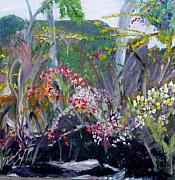 All - Orchid Jungle by Carolyn Zaroff
