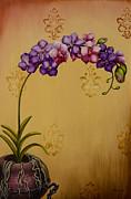 Yuliya Glavnaya - Orchid