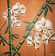 Ashley Warbritton - Orchids and Bamboo