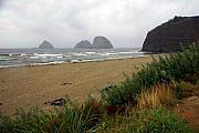 Oregon Coast 2 Print by Marty Koch