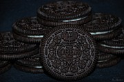 Popart Digital Art Originals - Oreo Cookies by Rob Hans