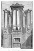 1835 Photos - Organ, 1835 by Granger