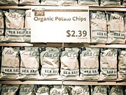 French Fries Originals - Organic Potato Chips by Guiseppe Olivetani